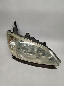 2004 2005 Honda Civic Lx Passenger Right Headlight Oem
