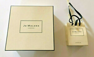 Jo Malone Large Gift Box For Perfume Or Candles Gift Bag Tissue Paper Only