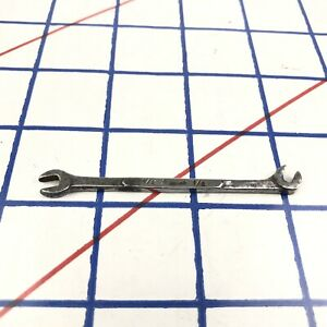 Snap On Tools Usa 1 8 Sae Open End 4 Way Angle Offset Ignition Wrench Ds88