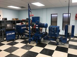Like New Axiline 97000 Transmission Dynamometer Dyno Tester Complete