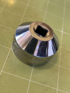 Snap On A106 3 8 Square Drive 6 Point Sae 1 1 4 Oil Filter Socket