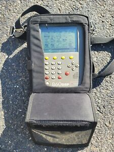 Trilithic 860 Dsp Cable Tester Comcast Xfinity Working With Case And Battery
