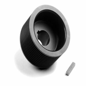Weiand 90541 Powercharger Pulley 10 Rib For 174 177 256 Blower New