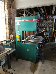 Powermatic Bandsaw Model 81