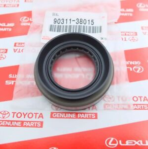Genuine Oem Toyota Corolla Celica Rear Differential Carrier Oil Seal 90311 38015