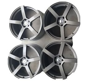 Ford 20 Wheels Tsw Brand 5x114mm Complete Set Of 4