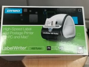 Dymo Labelwriter 450 Series Pc Connected Label Printers Labelmaker 450 Turbo bk