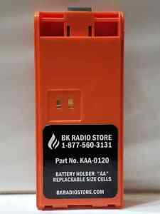 Kng Series Orange Aa Clamshell Kaa 0120 For Relm Bk Kng Radios