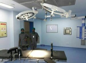 Surgical Ot Lights Operating Room Lamp 160000 X2 Lux Operation Theater Led Light