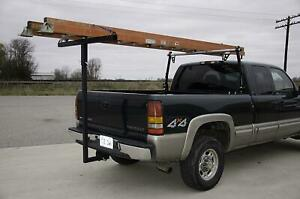 Pick Up Truck Bed Hitch Extender Extension Rack Ladder Canoe Kayak Boat Lumber