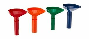 Color coded Coin Counting Tube Pennies Through Quarters High Quality Durable