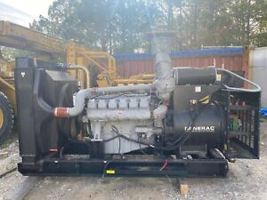 600 Kw Generac As Is Does Not Run Daewoo P222le Engine