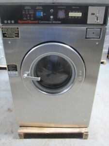 Speed Queen 30lb Washer Sc30md2 3 Phase 208 240 Volt used