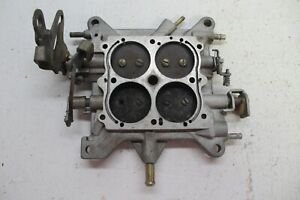 Holley 12r 4770b Throttle Body Double Pumper 650 750 Carburetor Base Plate