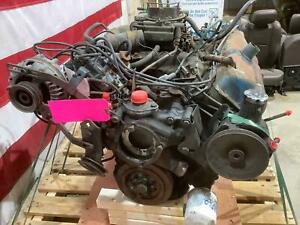 66 78 1966 Chrysler 440 V8 Big Block Mopar Engine Motor W Carb Accesories