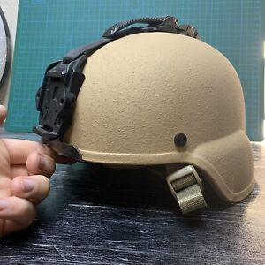 ArmorSource Mich 2000 ACH Helmet NVG Size Small $255.00