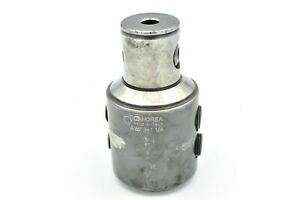 D andrea Aw63 1 1 4 Weldon Whistle Notch End Mill Adapter Made In Italy