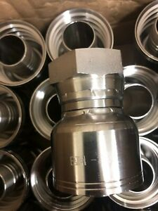 Aeroquip Stainless Steel Crimp Fittings