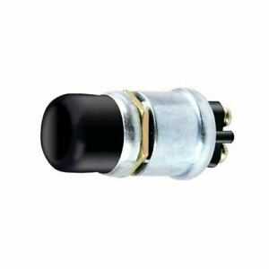 12v 50a Waterproof Switch Push Button Cars Boat Track Horn Engine Start Starter