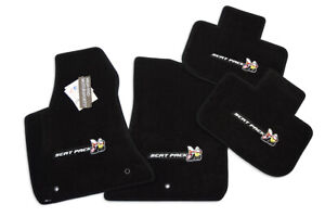 New Dodge Charger Scat Pack Floor Mats 4pc 4 Logos Ultimat Quality Instock