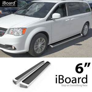 Iboard Running Boards Style Fit 11 20 Dodge Grand Caravan