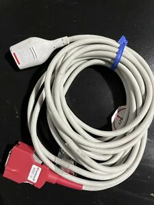 Masimo Oem 4073 Rd Set Rainbow 20 pin Spo2 Patient Cable 12ft