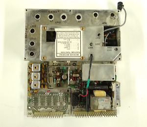 Ge Mastr Ii Repeater Receiver Ifas Low Band Vhf 36 42 Mhz