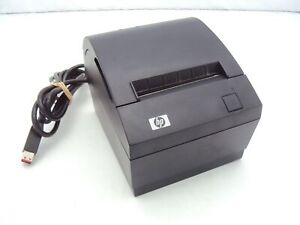 Hp A799 c80w hn00 A799ii Usb Powered Pos Thermal Receipt Printer Mint Condition