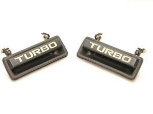 Chrysler Starion conquest Turbo Door Handles pair