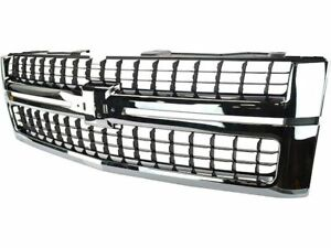 Grille Assembly For 2007 2010 Chevy Silverado 2500 Hd 2008 2009 G647kv