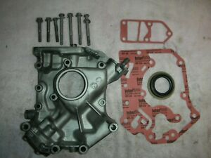 Corvair 62 68 Oil Pump Housing With 24 Degree Turbo 140 Hp Timing Plate Pump