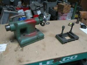 Lathe Tail Stock Large Used Tailstock