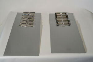 Saunders 21511 Aluminum Legal Size Clipboards Used But Still Lots Of Life Left