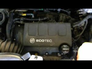 2016 Buick Encore 1 4l Vin B Engine Assembly Only 38k Miles 64225