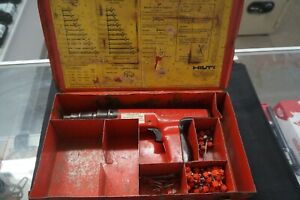Hilti Dx350 Powder Actuated Tool