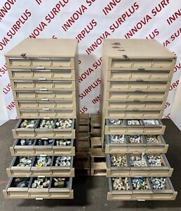 Hydraulic Fittings Cabinet Eaton Weatherhead Hose Crimp Fitting Parker Gates Pi
