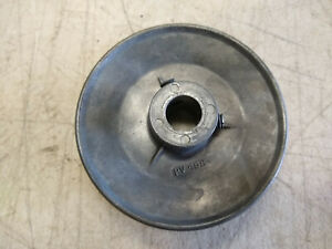 Vintage Walker Turner 10 Bandsaw Band Saw Motor Drive Line 4 Pulley 5 8 Bore