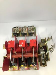 Square D Fusible Disconnect Switch 200 Amp 9422tf2 new Free Shipping
