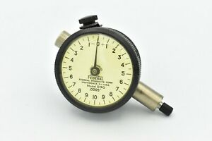 Federal Model B3q Jeweled Dial Indicator 0005 Made In Usa