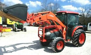 2008 Kubota L3540hst Cab 4x4 Loader 2577 Hrs free 1000 Mile Delivery From Ky