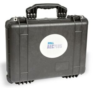 New Large Pelican Case For Zoll Aed Plus Defibrillator 8000 0837 01 Heavy Duty