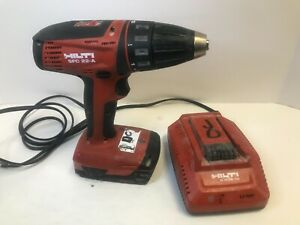 Hilti Cordless Drill With Battery And Charger Sfc 22 a 22v B56