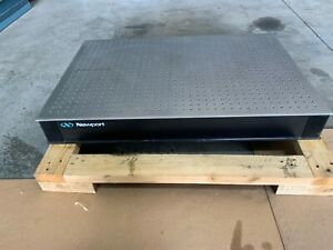 Newport Optical Table 2 X 3 4 1 4 Thick Bread Board 1 4 20 Holes In 1 Grid