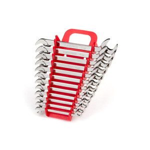 8 Mm To 19 Mm Angle Head Open End Wrench Set 12 piece