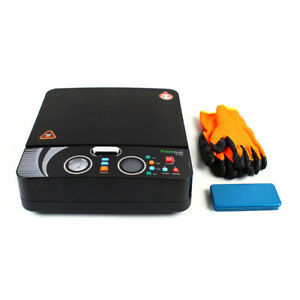 3d Lcd Vacuum Sublimation Heat Press Machine Kit For Phonecase Plate Print 400w