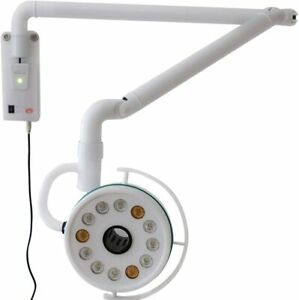 Wall Hanging 180 Rotation 36w Led Surgical Medical Exam Lamp Shadowless Light