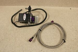 Zex Nitrous Oxide Management System 82008b Used With Braided Line