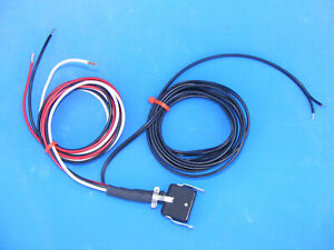 Federal Signal Pa 20a Siren Wiring Harness