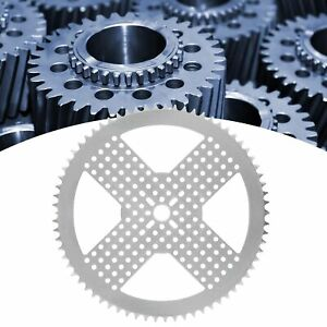 New Aluminum Sprocket 8mm Pitch Industrial Robots Drive System Accessory