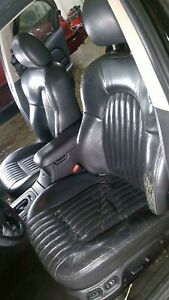 2004 Chrysler 300m Complete Leather Seat Set front rear Power Heated